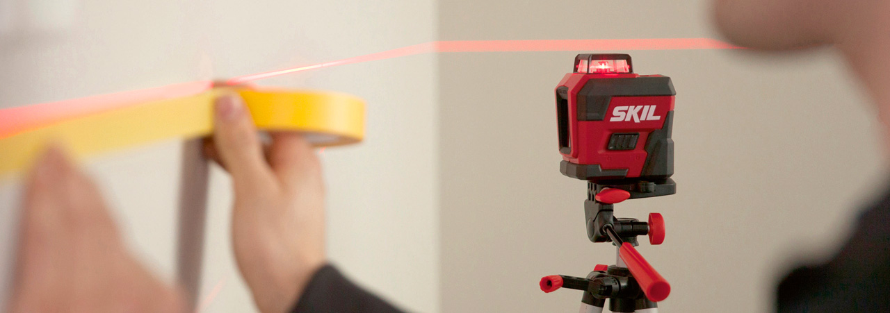 Ferramentas laser/de medição